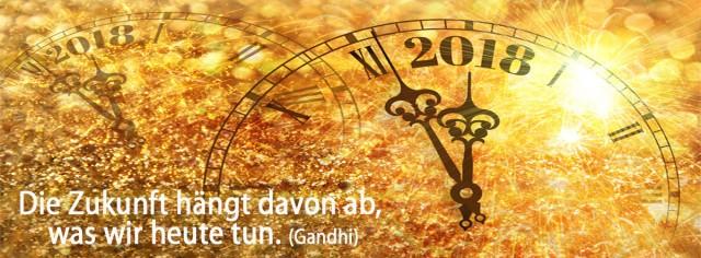 Vorsätze im Neuen Jahr!